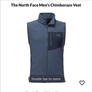 Men's North Face Chimborazo Vest
